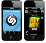 Who sings that? Now you can always know with SHAZAM!